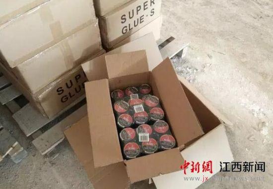 赣州警方破获案值5000万造假案 假冒品销往全球