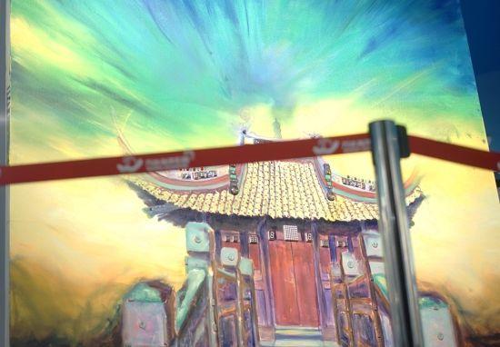 南昌万达海洋乐园:除了蓝色的海 还有一片艺术海洋