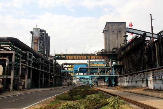 景德镇市焦化工业集团工业废气排放全面达标
