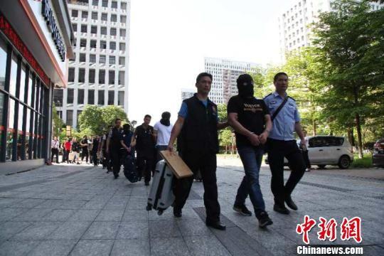 """92人被处分!龙8国际娱乐手机登录严查涉黑涉恶腐败和""""保护伞"""""""