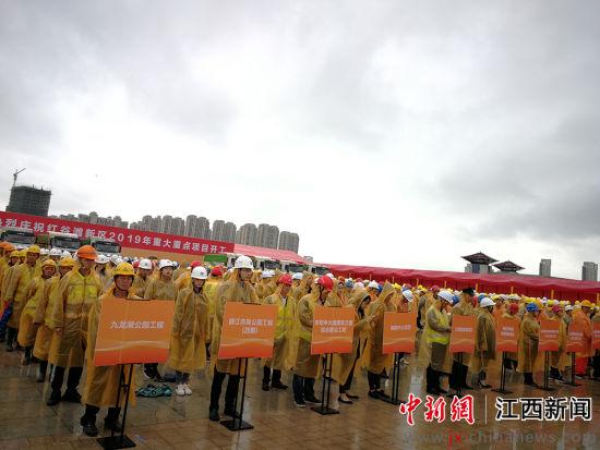 南昌紅谷灘新區簽約10個大項目 總投資達382億元_東方醫藥招商網