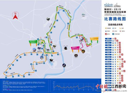 2019景德镇国际马拉松赛将于5月12日开跑