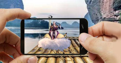 中国电信江西公司助力全国首例5G+AR旅游落地龙虎
