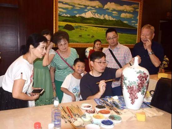 「长春旅游网」中国景德镇国际陶瓷博览会暨航班+旅游推介会走
