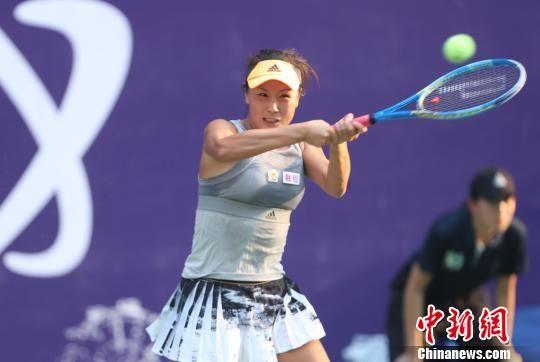 2019江西网球公开赛:彭帅、张帅亮相 力克对手晋级