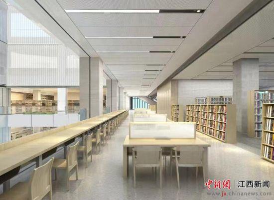 江西省图书馆新馆2020年元旦将开展首批读者体验日活动