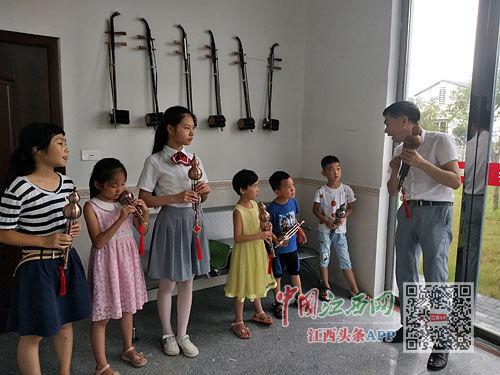 萍乡6所留守儿童学校免费授课 为