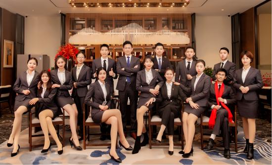 九江项目公司销售团队