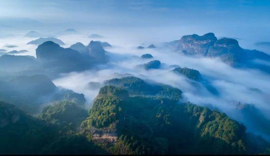 龙虎山上榜7月全国5A级景区品牌100强 列江西景区首位