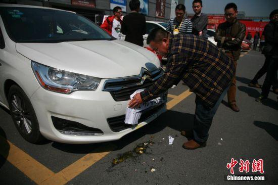 2020年江西省登记的交通工具类投诉共6483件