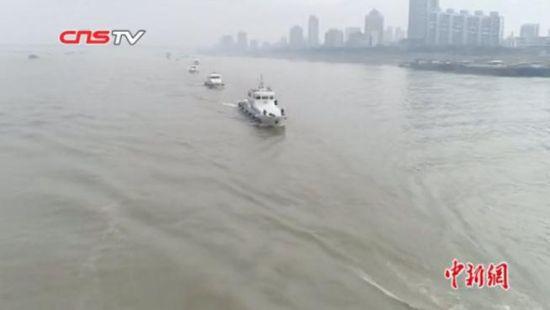 长江流域开启春季禁渔 三省开展联合同步执法