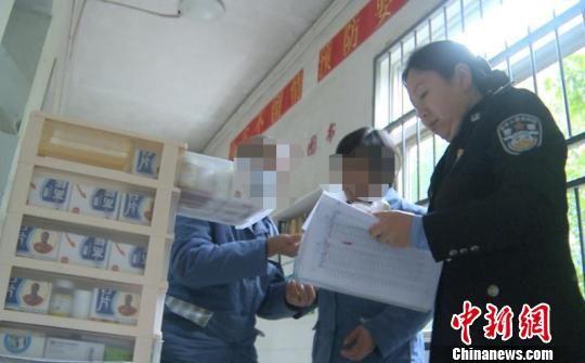 江西省女子监狱:高墙内55岁巾帼监区长的温情坚守