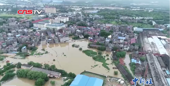 """注册送白菜网景德镇""""看海模式""""数百辆车被淹 保险人士支招应对"""