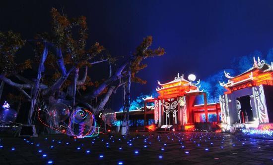 龙虎山十一期间将举办中国首届国际光绘展