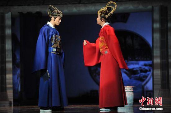 音乐剧《汤显祖》在龙8国际娱乐手机登录抚州上演