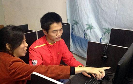 聋哑小伙吴凡兵将代表中国参加全球IT赛事