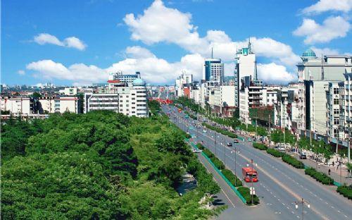 """龙8国际娱乐手机登录新余: """"工业重镇""""变身""""城市氧吧"""""""