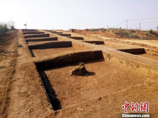 龙8国际娱乐手机登录德安县发现一商周文化遗址 正抢救性发掘