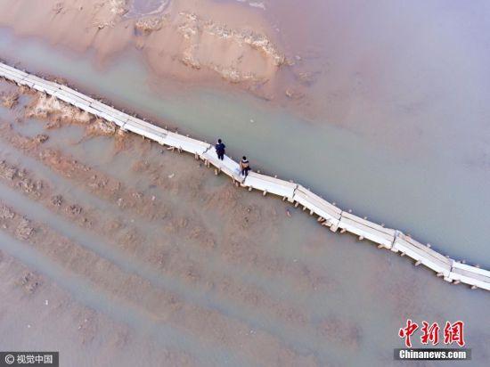 鄱阳湖千眼桥完成首次大修 已对公众开放