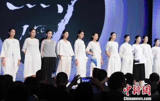 中国麻纺流行趋势发布季大秀新余举行