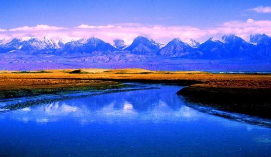 新疆克州阿克陶在赣推介大美风光