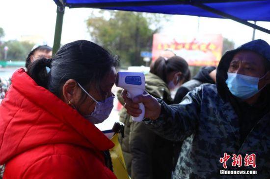 江西加(jia)大對城鄉(xiang)社區、農村地區排查防控力度