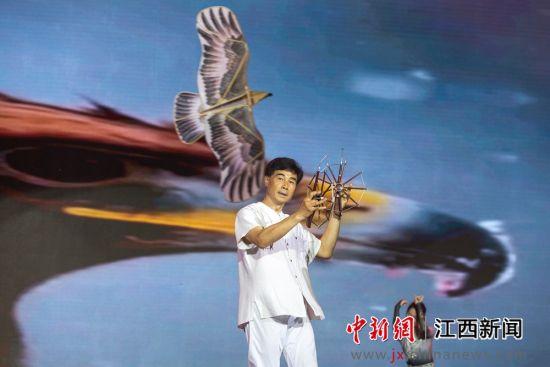 江西省第六届全民健身运动会举行闭幕式举行
