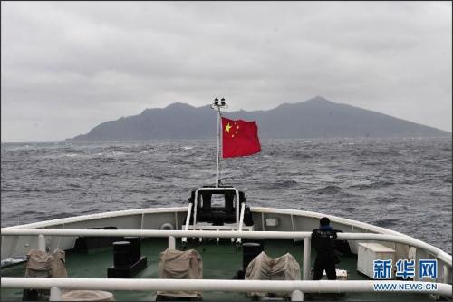日欲派军舰驱离钓鱼岛中国舰船 专家:没这个胆子